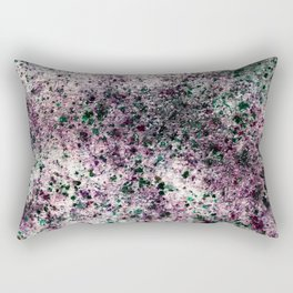 Abstract Artwork Colourful #8 Rectangular Pillow