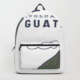 Guatemala Volcan Atitlan Guatemalans Backpack