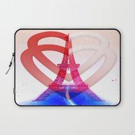 PARIS LOVE Laptop Sleeve