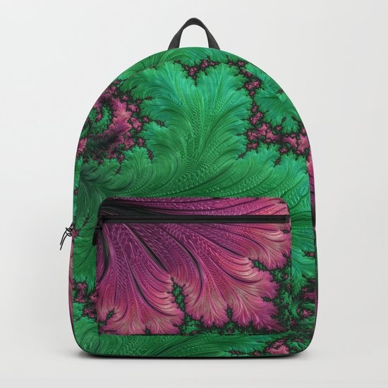 Fern Fractal Backpack