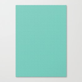 Tiffany Pattern Canvas Print