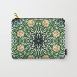 Succulent Splendor Two Carry-All Pouch