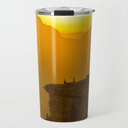 Grand Canyon sunrise Travel Mug