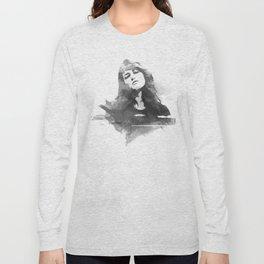 Martha Argerich Long Sleeve T-shirt