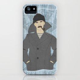 Seaman iPhone Case