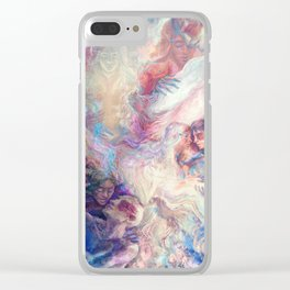 ZKM'17 - Oceans Clear iPhone Case