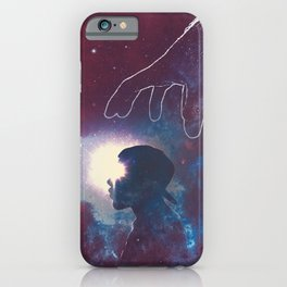 The Puppeteer iPhone Case