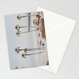 palm trees x / california Stationery Cards