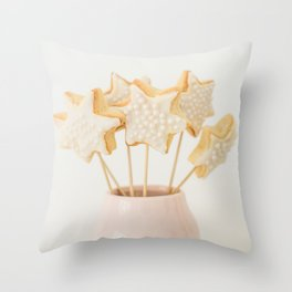 Christmas home decorations IX. Minimalistic print - fine art photography Art Print Throw Pillow