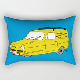 OFAH - Trotter's van Rectangular Pillow