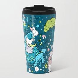 The race Travel Mug