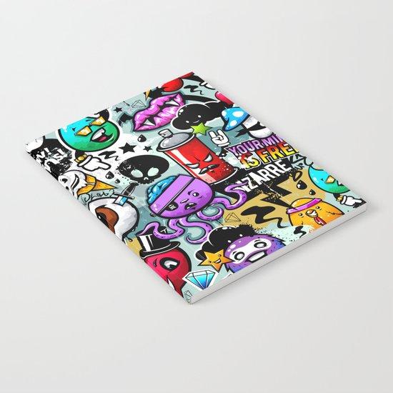 graffiti fun Notebook