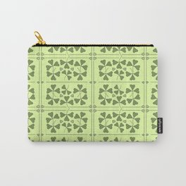 Shamrocks & Trinity Knots Carry-All Pouch