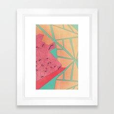 Tower 31 Framed Art Print