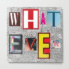 dot whatever Metal Print