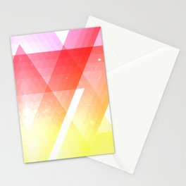 heat meter Stationery Cards