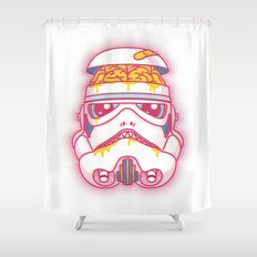 A Bad Feeling Shower Curtain