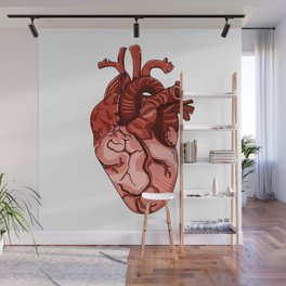 The Heart Wall Mural