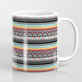 geometric Coffee Mug