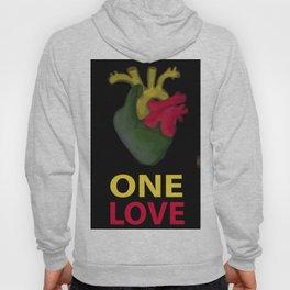 One Love  Hoody