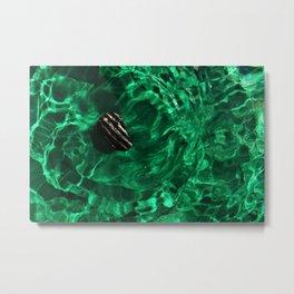 Hyper vortex Metal Print