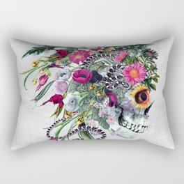 Momento Mori Chief Rectangular Pillow