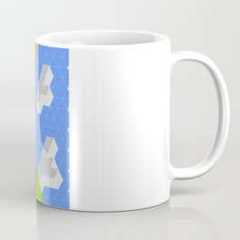 Mario World 1-3 Coffee Mug
