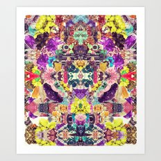 Crystalize Me Art Print