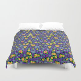 Abstract Pattern DG Duvet Cover