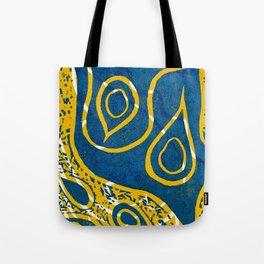 Linocut Print_1 Tote Bag
