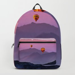Flying in the winds whisper Backpack