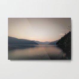 Christina Lake Metal Print