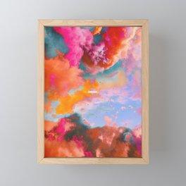 Brise Framed Mini Art Print