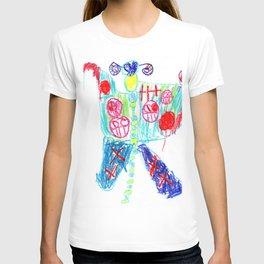 Evil Butterfly T-shirt