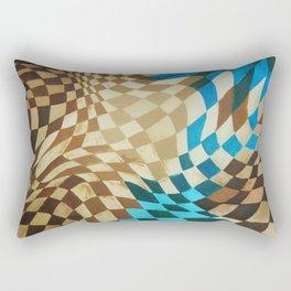 Super Space Warp Rectangular Pillow