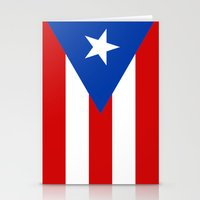 puerto rico Stationery Cards featuring Puerto Rico by McGrathDesigns