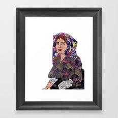 The Italian Diaspora 001 Framed Art Print