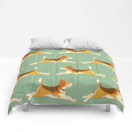 Beagle Pattern Comforters