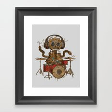 Gifted Framed Art Print