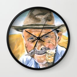 Lawrence•Vanderbush Wall Clock