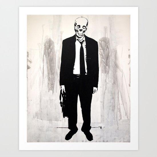 Already Dead. 2007. Art Print