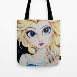Let the Storm Rage On Tote Bag