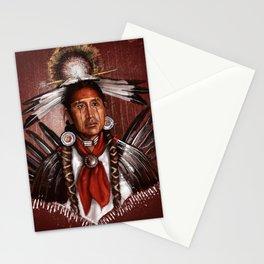 Pow Wow Dancer Stationery Cards