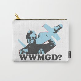 What would MacGyver Do? Carry-All Pouch