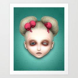 Misfits - Hildi Art Print
