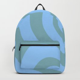 Groovy Moves - Sky Backpack