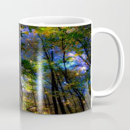 Forest of the Fairies Night Coffee Mug