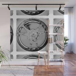 Untitled Film Reel, Version 1 Wall Mural