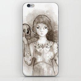 Mi propia alma iPhone Skin