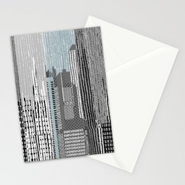 FILM NOIR / MANHATTAN  Stationery Cards